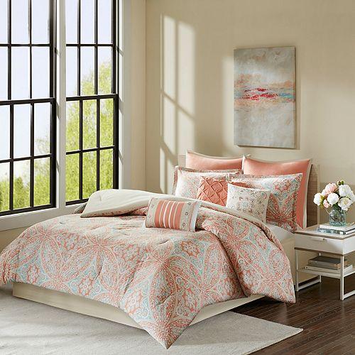 Madison Park 9-piece Addison Comforter Set