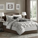 Madison Park 6-piece Jacqueline Duvet Cover Set