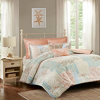 Madison Park 7-piece Cameron Duvet Cover Set