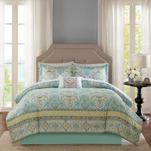 Madison Park Essentials Caitlin Comforter Set