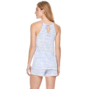 Women's SONOMA Goods for Life™ Pajamas: Essential High Neck Tank