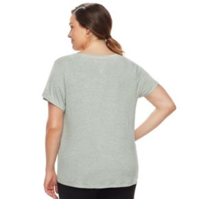 Plus Size SONOMA Goods for Life™ Pajamas: Essential Sleep Tee