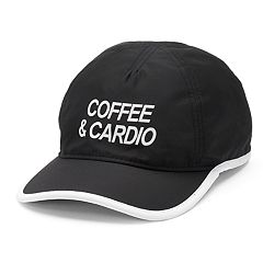 Women's Tek Gear® 'Coffee & Cardio' Baseball Cap