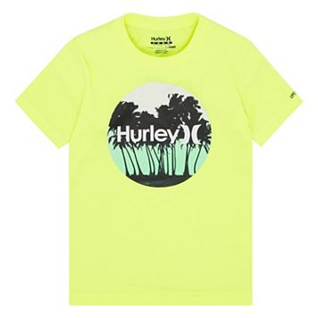 Boys 4-7 Hurley Palm Trees Graphic Tee