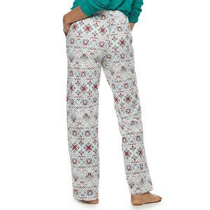 Women's Sonoma Goods For Life® Knit Pajama Pants