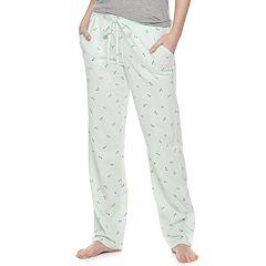 3678dee5200b Blue Pajama Bottoms - Sleepwear, Clothing   Kohl's