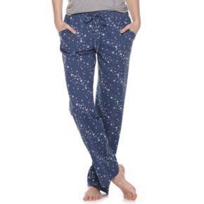 Women's SONOMA Goods for Life? Knit Sleep Pants