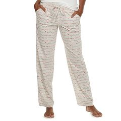 Women's SONOMA Goods for Life™ Knit Sleep Pants
