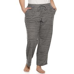 Plus Size SONOMA Goods for Life™ Pajama Pants