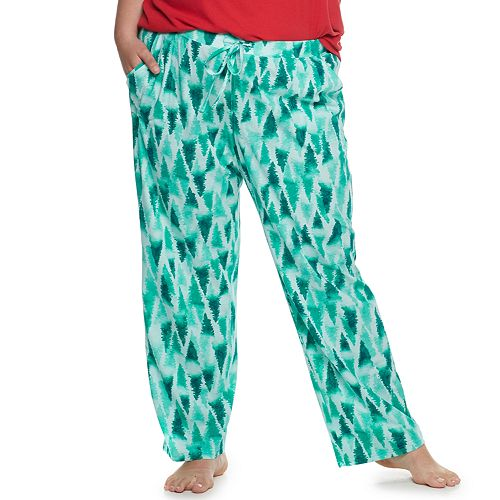 Plus Size SONOMA Goods for Life® Pajama Pants