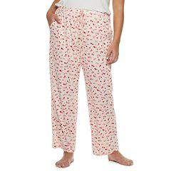 Plus Size SONOMA Goods for Life™ Pajama Pants