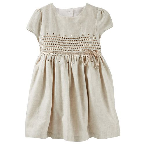 864c5134c49d Toddler Girls OshKosh B gosh® Sequined Flannel Dress