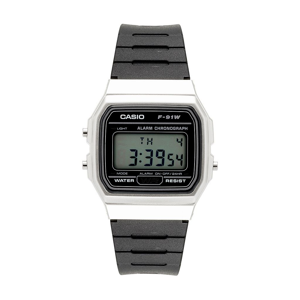 Casio Men's Classic Digital Chronograph Watch