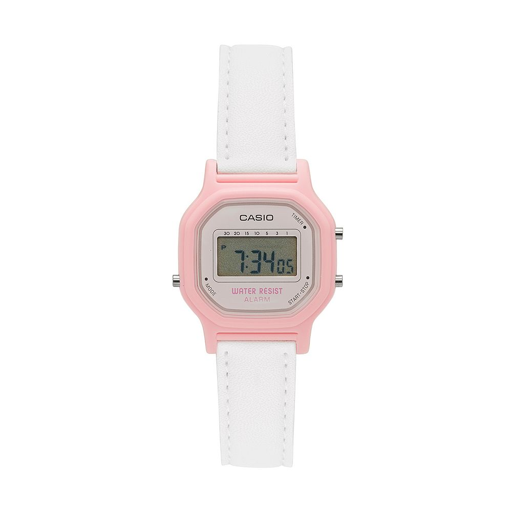 Casio Women's Classic Digital Chronograph Watch