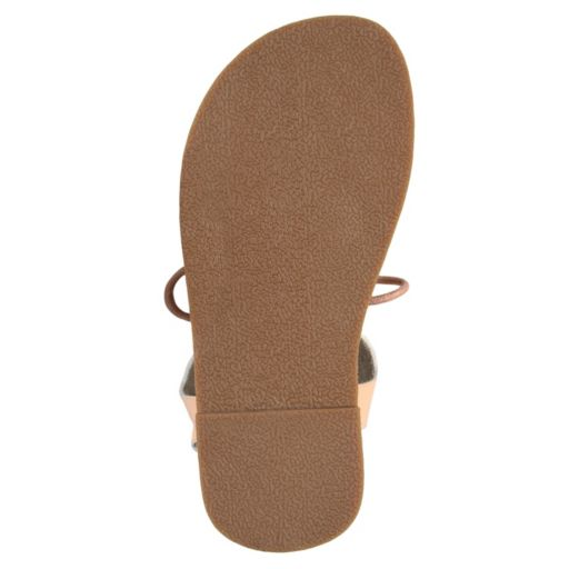 Journee Braya Girls' Sandals