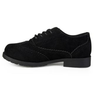 Journee Zade Boys' Oxford Shoes