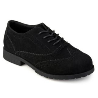 Journee Zade Boys' Oxford Shoes