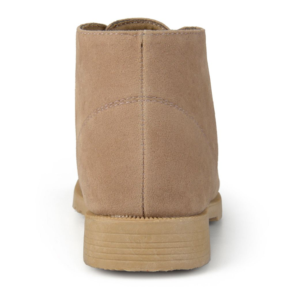 Journee Milo Boys' Chukka Boots
