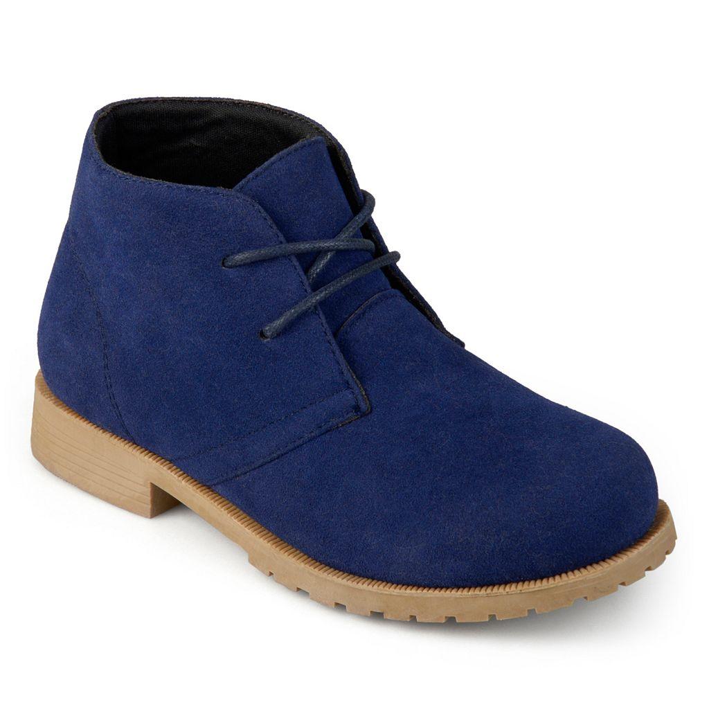 Journee Milo Boys' Chukka Boots