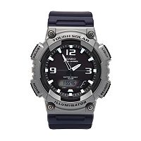 Casio Men's Tough Solar Analog-Digital Watch - AQS810W-1A4VCF