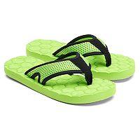 Boys Tek Gear® Mesh Flip-Flops
