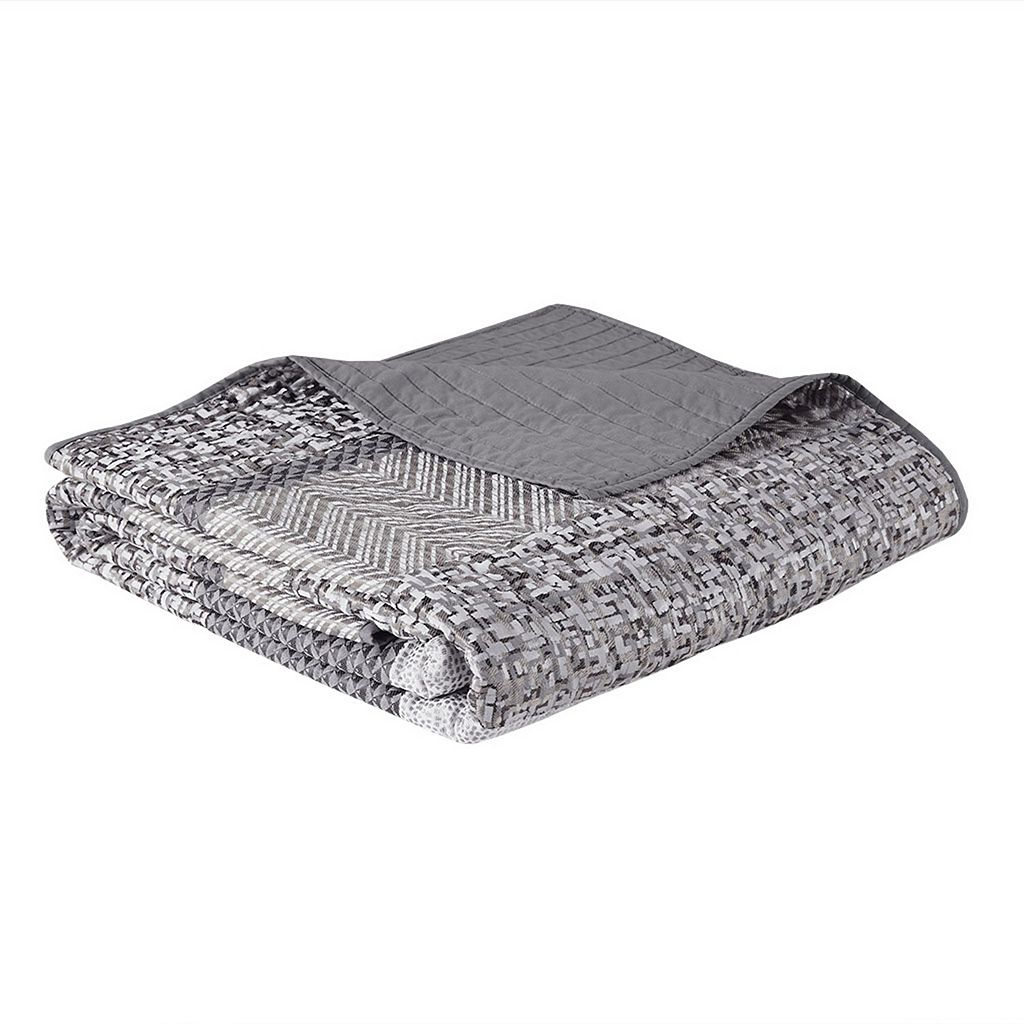 Madison Park 6-piece Melody Quilted Coverlet Set