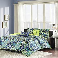 Intelligent Design Kayla Coverlet Set
