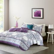 Intelligent Design Mikay Coverlet Set