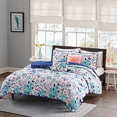 Intelligent Design Tiffany Coverlet Set