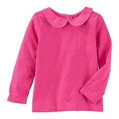 Toddler Girl OshKosh B'gosh® Peter Pan Collar Top