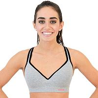 RBX Bras: Seamless Medium-Impact Sports Bra RBX006