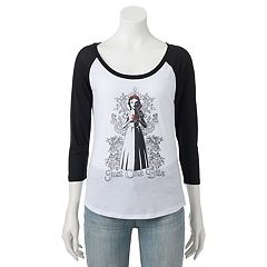 Disney's Snow White Juniors' 'Just One Bite' Graphic Tee