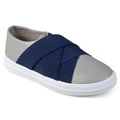 Journee Archie Boys' Slip-On Shoes