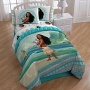 Disney's Moana 'The Wave' 4 pc Twin Bedding Set