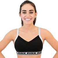 RBX Bras: Flexible Fit Medium-Impact Sports Bra RBX104