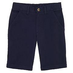 Boys 4-20 French Toast Flat-Front Shorts