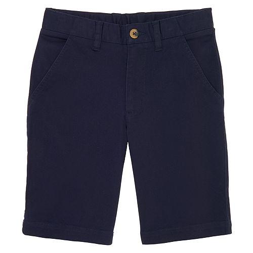 Boys 4-20 French Toast Flat-Front Shorts