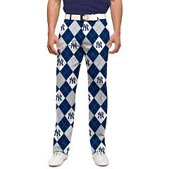 Men's Loudmouth New York Yankees Argyle Pants