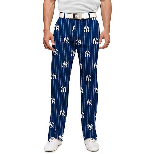 Men's Loudmouth New York Yankees Pinstripe Pants