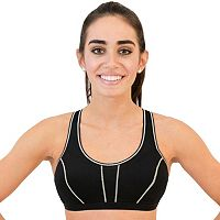 RBX Bras: Racerback Medium-Impact Sports Bra RBX111