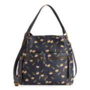 SONOMA Goods for Life? Sondra Dual Zip Hobo