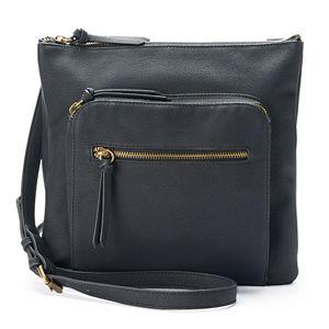 Sonoma Goods For Life? Dina Triple Entry Crossbody Bag
