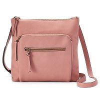 SONOMA Goods for Life™ Dina Triple Entry Crossbody Bag