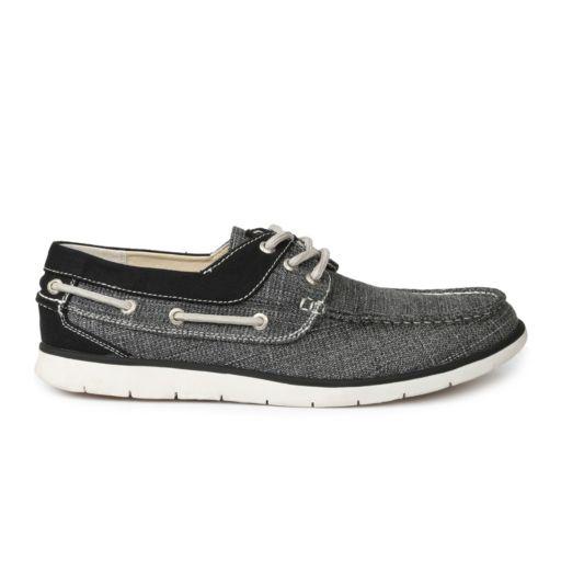 GBX Eastern Men's Boat Shoes