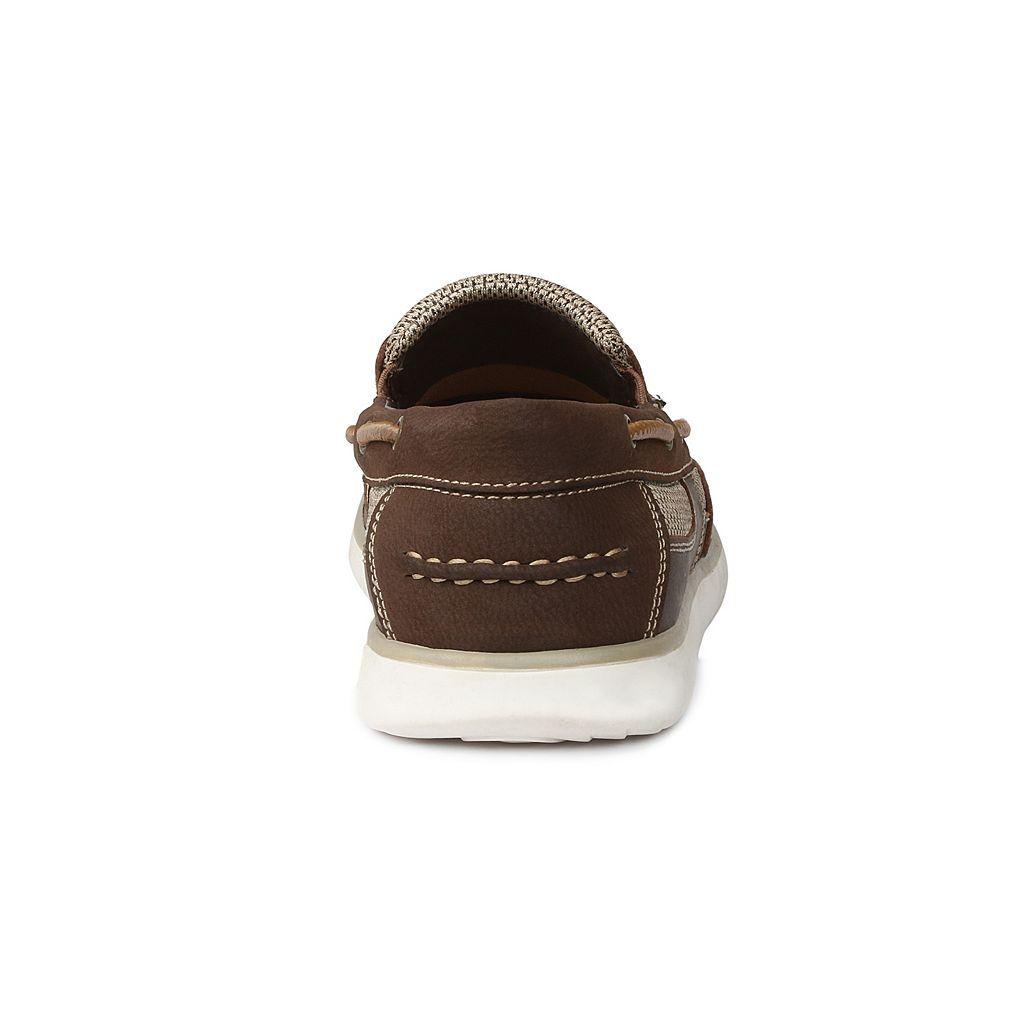 GBX Element Men's Boat Shoes