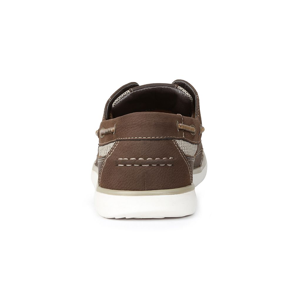 GBX Ennis Men's Boat Shoes