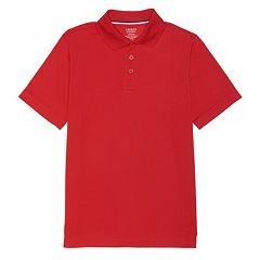 Boys 4-20 French Toast School Uniform Sport Performance Polo