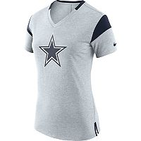 Women's Nike Dallas Cowboys Dri-FIT Top