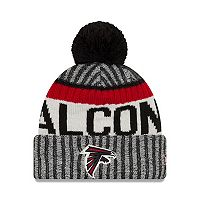 Adult New Era Atlanta Falcons Official Sport Beanie