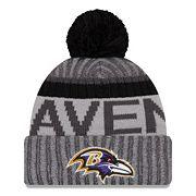 Adult New Era Baltimore Ravens Official Sport Beanie